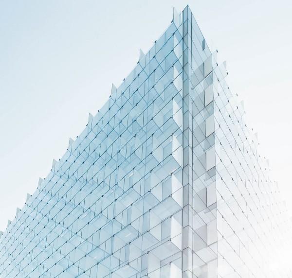 abstract geometric image
