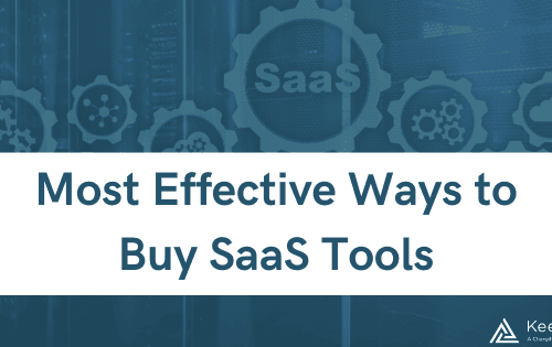 Most Effective Ways to Buy SaaS Tools